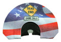 Dead End Game Calls RK004 Roadkill - Ghost Cut Turkey Mouth Call - RK004