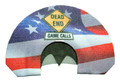 Dead End Game Calls RK005 Roadkill - Batwing 2 Turkey Mouth Call - RK005