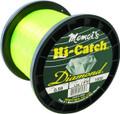 Momoi 13050 Hi-Catch Diamond Mono - Line 50lb 1000yd Hi-Vis Yellow - 13050