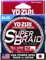 Yo-Zuri YZSB15LBBL150YD SuperBraid - Line 15lb 150yd Blue Boxed - YZSB15LBBL150YD