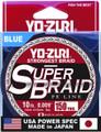 Yo-Zuri YZSB10LBBL150YD SuperBraid - Line 10lb 150yd Blue Boxed - YZSB10LBBL150YD