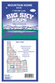Big Sky Maps 5286 Mountain Home - 1:000,000 Scale Quadrangle - 5286