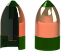 Powerbelt AC1589AT Bullets .50Cal - 245Gr Cop Aerotip 15Pk - AC1589AT
