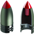 Powerbelt AC1550AT AeroLite Bullets - 15pk .50Cal 250Gr Aero Tip - AC1550AT