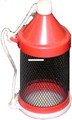 """Challenge 50299 Cricket Cage 4-1/2"""" - Short Wire Tube - 50299"""