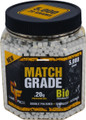 Game Face 20GBW5J Match Grade - Biodegradeable White Airsoft BBs - 20GBW5J