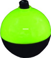 "Plastilite 50PB3GB Round Plastic - Float 1"" Grn/Blk 50Bg - 50PB3GB"