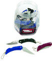 Sportsman Select KVSP-036 Pocket - Knife POP Jar 36Pcs - KVSP-036