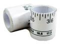 """Anglers Choice PKTAPE60-024 60"""" - Adhesive Measuring Tape POP Kit (24) - PKTAPE60-024"""