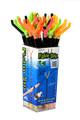 "Fishin Stix FST1 30"" Extendable Rod - Holder Trident Head Assorted Colors - FST1"