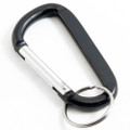 "Anglers Choice CLPK-024 Carabiner - Clip 3.5"" POP 24Pc - CLPK-024"
