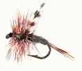 Jackson Cardinal 001-10 Dry Fly - #10, Adams - 001-10