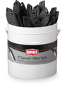 "Rapala RCUKB4B Ceramic Utility - Knife Black 4"" Bulk - RCUKB4B"