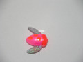 Wordens 066-PT-MY Spin-N-Glo Winged - Drift Bobber, #4, Pink Taffy with - 066-PT-MY