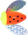 Wordens 066-FRT-MY Spin-N-Glo - Winged Drift Bobber #4 Firetiger w/ - 066-FRT-MY
