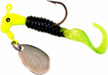 Road Runner 1602-030 Curly Tail Jig - w/Spinner, 1/16 oz - 1602-030