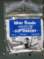 Water Gremlin PSL-4 Worm Weight - 3/8oz 8Pc - PSL-4