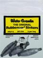 Water Gremlin PRC-3 Rubbercore - Sinker 3/4oz Ziplock 3Pk - PRC-3