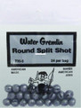 Water Gremlin 735-5 Round - Split-Shot 24Pc - 735-5