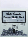 Water Gremlin 735-7 Round - Split-Shot 30Pc - 735-7