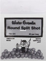 Water Gremlin 735-3/0 Round - Split-Shot 40Pc - 735-3/0