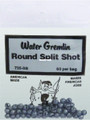 Water Gremlin 735-BB Round - Split-Shot 60Pc - 735-BB