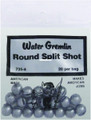 Water Gremlin 735-4 Round - Split-Shot 20Pc - 735-4