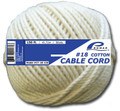 "Promar CT-48-180 Cotton Cable Cord - #48 180ft 8oz ""Staging Twine"" - CT-48-180"