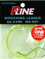P-Line ADJ25-3/0-4/0 Salmon - Mooching Leader Slip Tie 25Lb - ADJ25-3/0-4/0