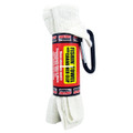 Anglers Choice PKTWG100-012 Deluxe - Towel with grommet and carabiner - PKTWG100-012