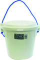 Plastilite X88-12 Minnow Bucket, 8 - Qt Foam,w / Rope Handle, 12 count - X88-12