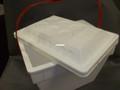 Plastilite GR30H-12 30 Quart Cooler - w/ Plastic Handles, 12 Carton - GR30H-12