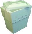 Plastilite GR13-12 13 Quart Picnic - Cooler, No Rope Handle,12 Ctn - GR13-12