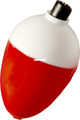 "Plastilite P2 Plastic Float, Pear - Shape, 3/4"", R/W,12 per Box - P2"
