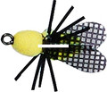 Betts 212-10 Bee Fishing Fly,Sz 10 - Assorted - 212-10