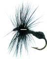 Betts PA-10-9 Black Ant Fishing Fly - Assorted - PA-10-9