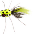 Betts 309-4-9 Poka Pop Fly Popper - Sz 4, Assorted - 309-4-9