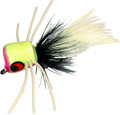 Betts 806-10-9 Pop Hop Fly Popper - Sz 10, Assorted - 806-10-9