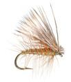 Shamrock 28262 Elk Caddis Adams Dry - Fly, #12, Tan - 28262