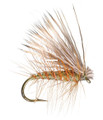 Shamrock 28269 Elk Caddis Adams Dry - Fly, #10, Olive - 28269