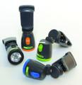 Blackfire BBM890X Mini Clamplight - 8Lum w/Batteries Assorted Colors - BBM890X