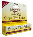 Mountain Mike's Remedies STS-0001 - Stops the Sting Relief Ointment - STS-0001