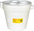 Magic 1528 Foam Minnow Bucket, 6.7 - Liter - 1528