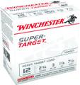 Winchester TRGT12M7 Super-Target - Shotshell 12 GA, 2-3/4 in, No. - TRGT12M7