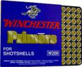 Winchester W209 #209 Shotshell - Primers 100 Primers Per Tin - W209