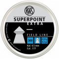 RWS 2317409 Superpoint Extra Field - Line .177 cal 300 ct 8.2 grain - 2317409