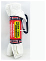 Anglers Choice R6-TWG100 Deluxe - Towel with grommet and carabiner - R6-TWG100