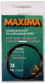 Maxima KTL-9-3X Knotless Tapered - Fly Leader 7.5lb 9' - KTL-9-3X