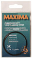Maxima KTL7-3X Knotless Tapered Fly - Leader 7.5lb 7-1/2' - KTL7-3X