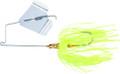 Shur Strike SSBZ14-C Buzz Bait, 1/4 - oz, Chartreuse - SSBZ14-C